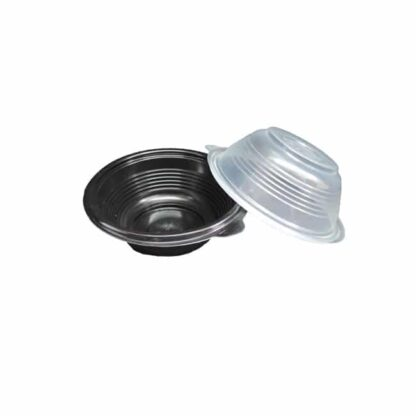 Емкость для супа без крышки ПР-МС, прозрачная, объем 350 мл, 540 шт./ящ. (арт.15050)