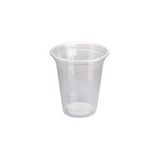 Стакан пластик РЕТ, объем 300 мл, d=9,5 см, 50 шт./уп. ( 20 уп./ящ. )