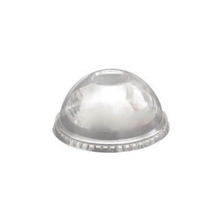 Крышка-купол пластик РЕТ DCDL, без отверстия, d=9,5 см, 50 шт./уп. ( 20 уп./ящ. )