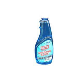 """Средство для мытья стеклянных поверхностей """"BLITZ"""", без распылителя, 500 мл ( 20 шт./ящ. ) (арт.40006)"""