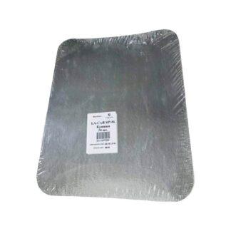 Крышка SP98L, 252 мм*314 мм, картон-алюминиевая, 50 шт./уп. (арт.15129)