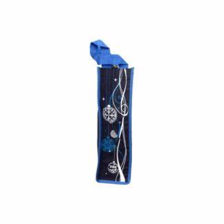 """ЭКО сумка для бутылки """"Шари"""", ТМ """"ZOZ"""", 330 мм*100 мм*100 мм (арт.96021)"""