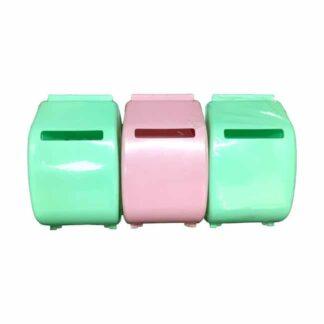 Диспенсер для туалетной бумаги, пластиковый, шт. (арт 0.1052)